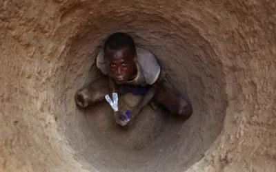 Как выбраться из глубокой ямы самому?